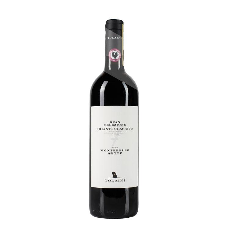 2015 Montebello Gran Selezione Chianti Classico DOCG