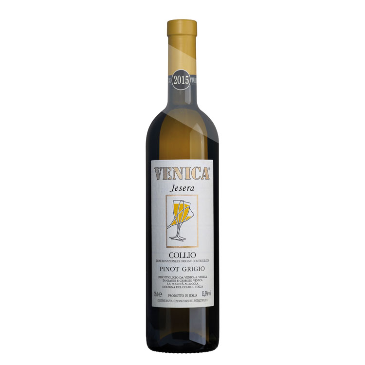2018 Jesera Pinot grigio Collio DOC