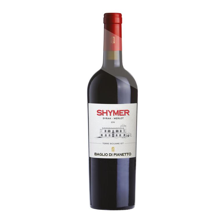 2016 Shymer Sicilia IGT BIO