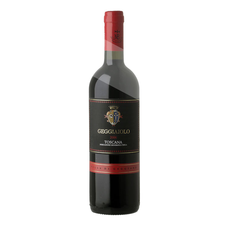 2006 Geggiaiolo IGT rosso
