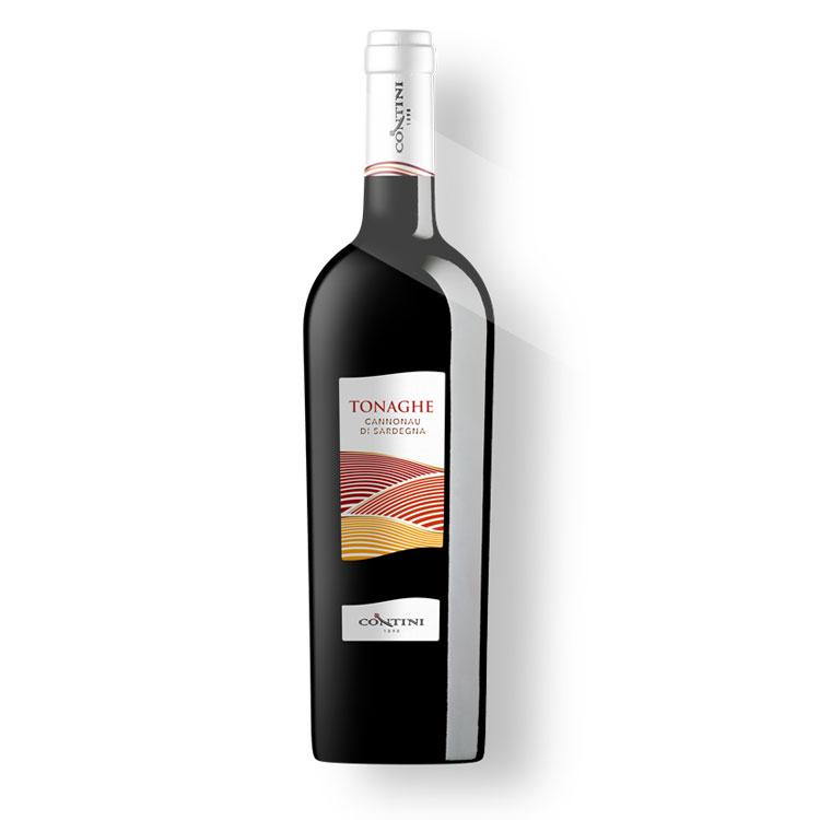2019 Tonaghe Cannonau di Sardegna DOC