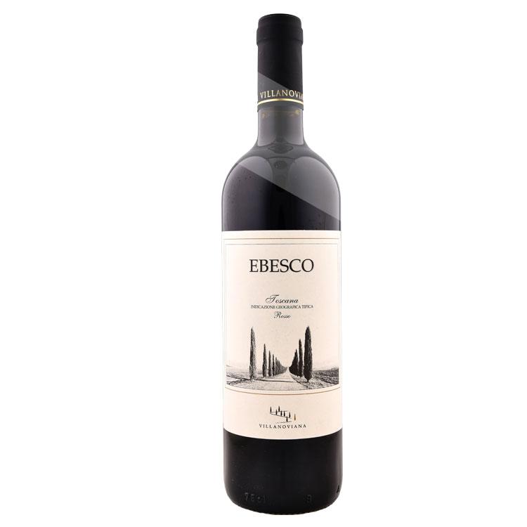 2019 Ebesco IGT Toscana rosso