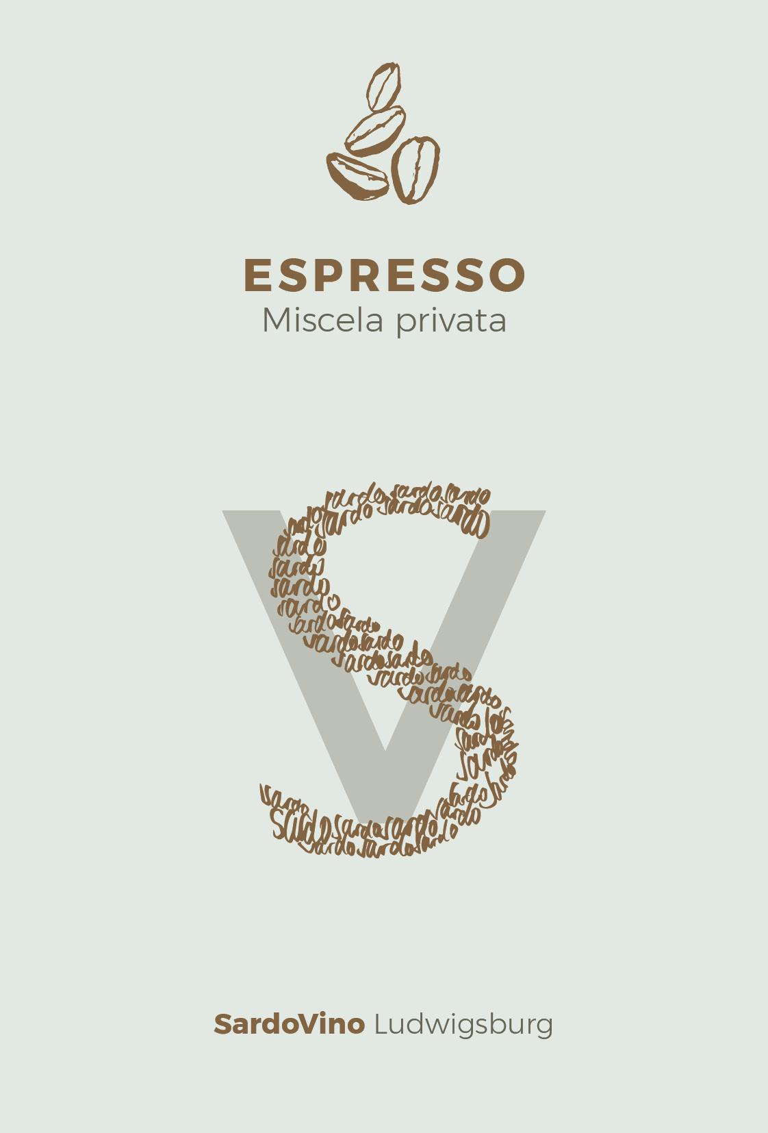 SardoVINO Caffe Espresso 1 Kilo