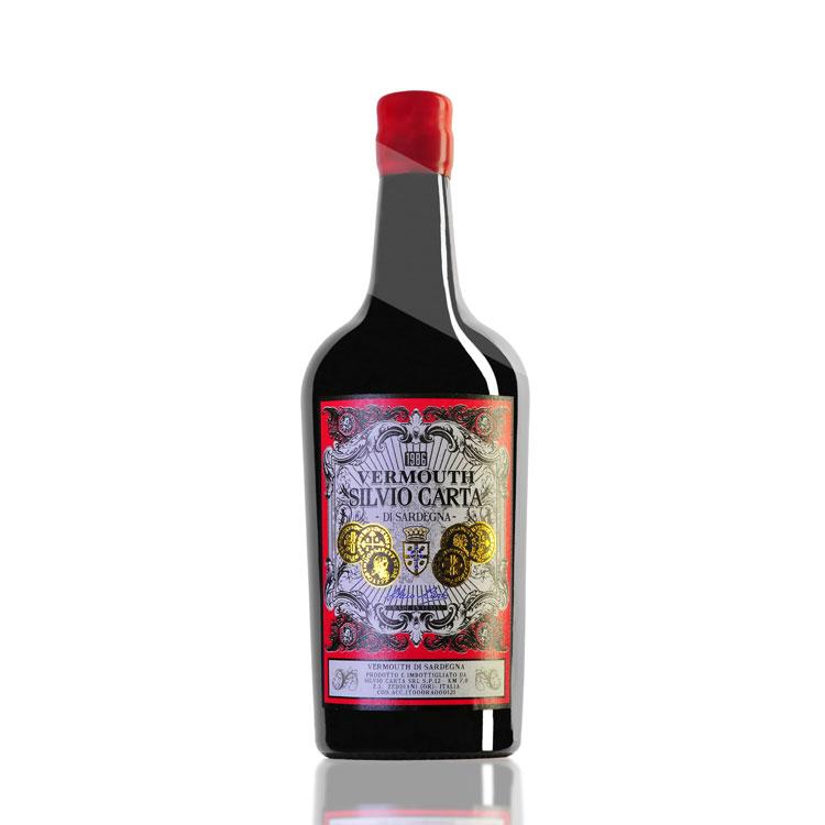 Vermouth rosso di Sardegna Silvio Carta 0,75 l