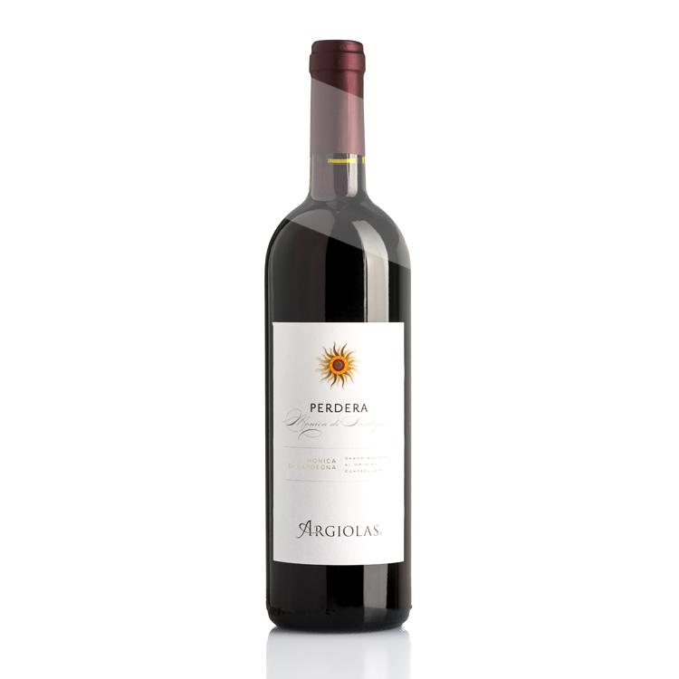 2018 Perdera Monica di Sardegna DOC  0,375l