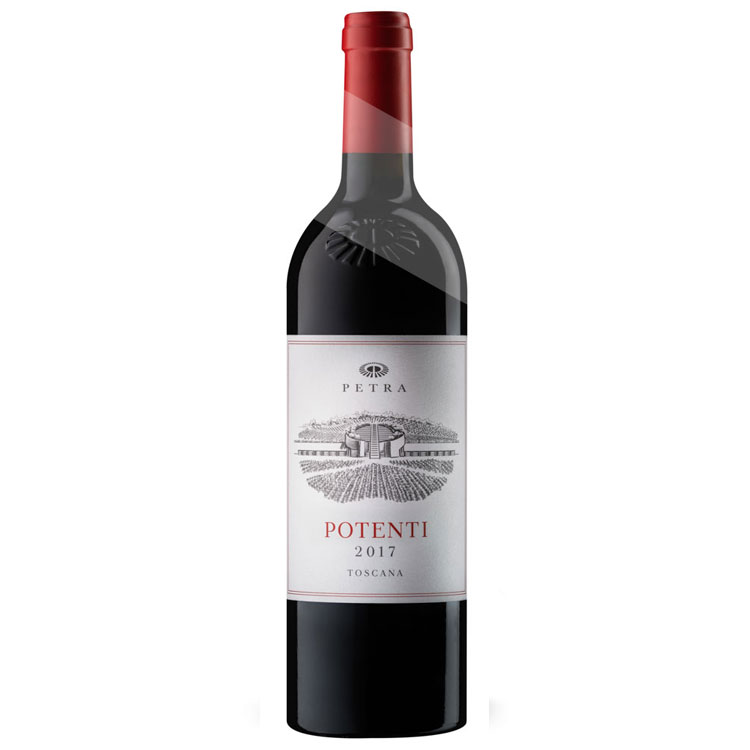 2018 Potenti Toscana IGT Cabernet Sauvignon rosso
