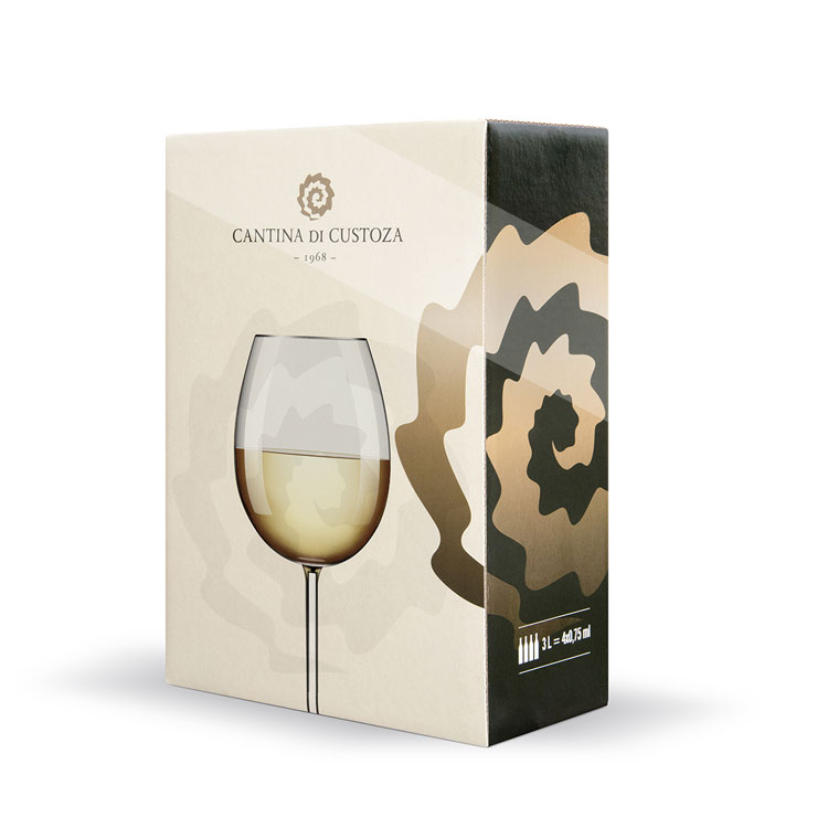 2020 Bag in Box Chardonnay Veneto IGT