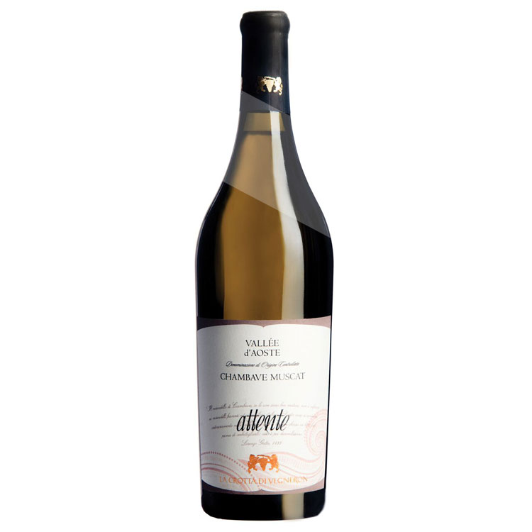 2017 Chambave Muscat Attente Valle d'Aosta DOC