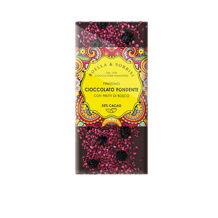 Cioccolato fondente Nobile Amaro 75% Cacao 100g
