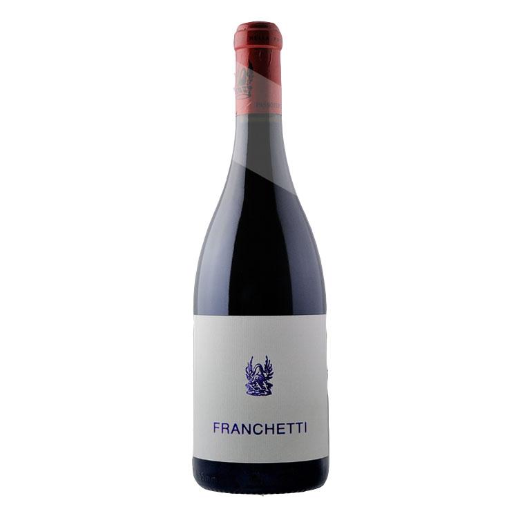 2015 Franchetti Sicilia rosso IGT