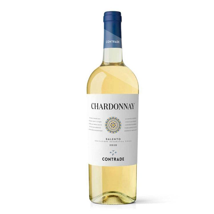 2020 Contrade Chardonnay Salento IGT
