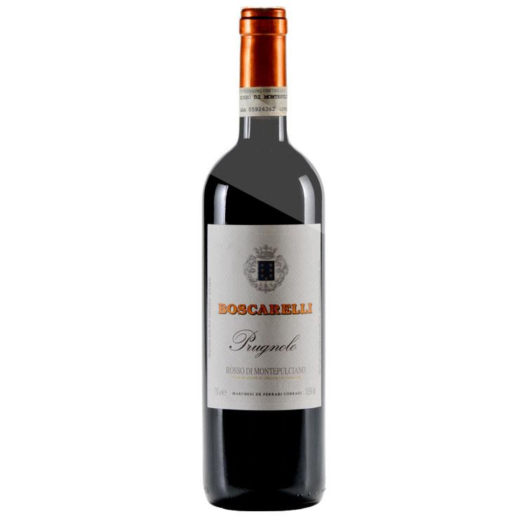 2019 Prugnolo rosso di Montepulciano DOC
