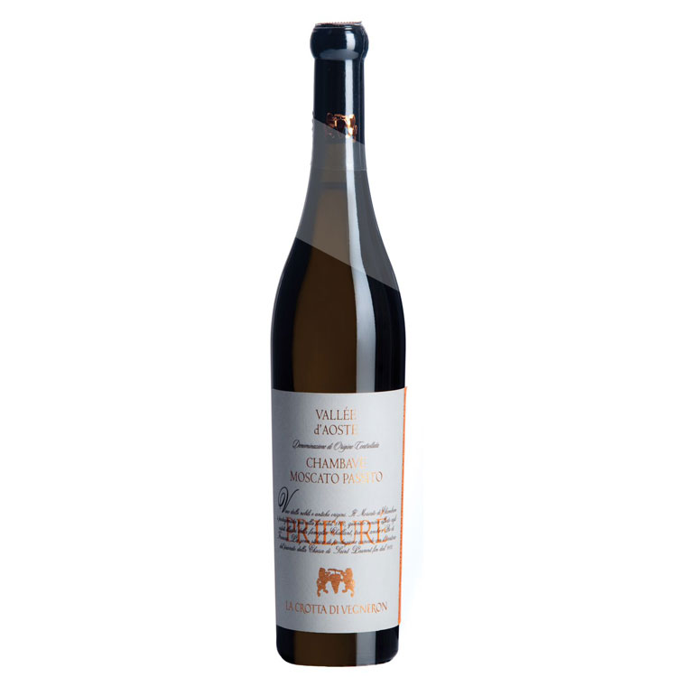 2015 Moscato Passito Chambave Valle d'Aosta DOP