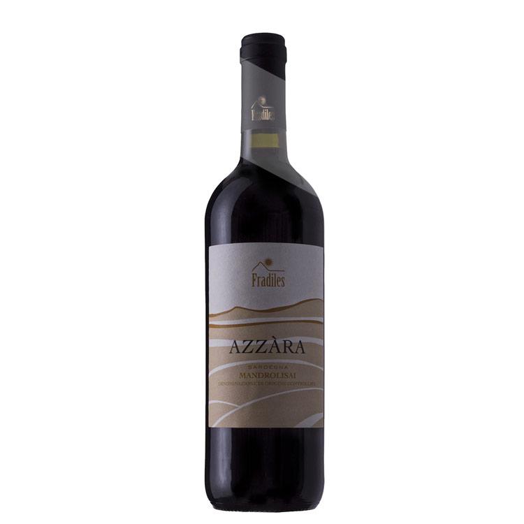 2020 Azzara Mandrolisai rosso DOC