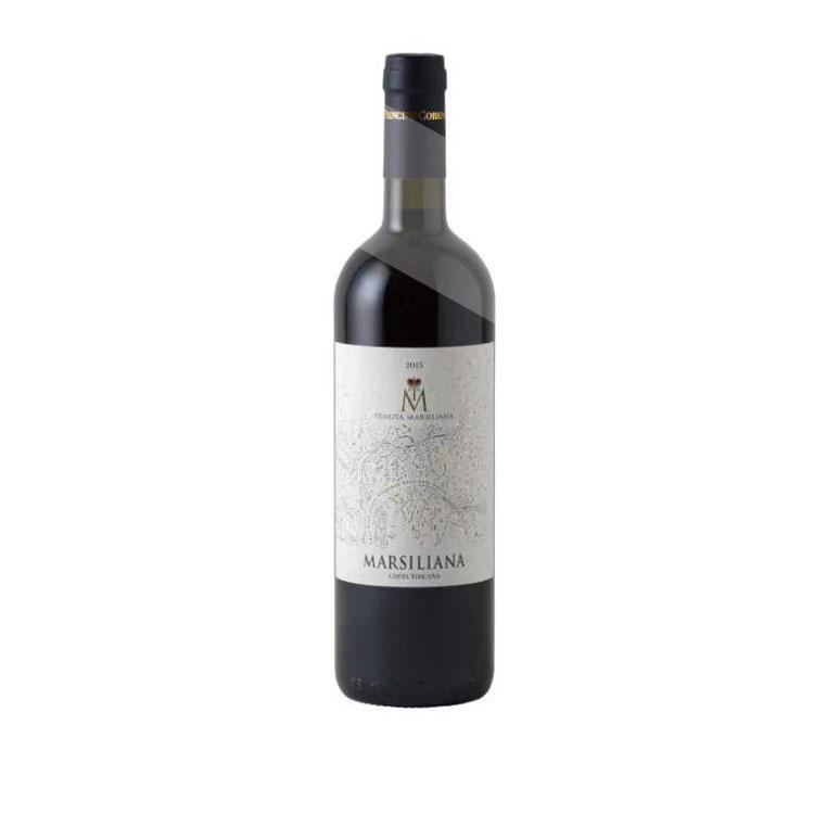 2015 Marsiliana Costa Toscana rosso IGT